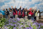 CEP - 2012 group of school children on trip to ABG - DAYBOOK