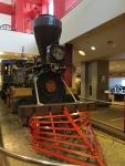 Atlanta Cyclorama - The Texas Locomotive