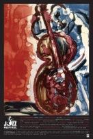 2014 Atlanta Jazz Festival Poster