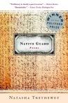 Native Guard by Trethewey -  book jacket