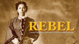 REBEL - photo and movie title
