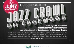 AJF 2015 - Jazz Crawl on Edgewood