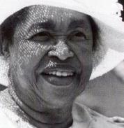 Margaret Walker - hat