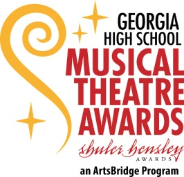2016 GA Theater Awards logo - DAYBOOK